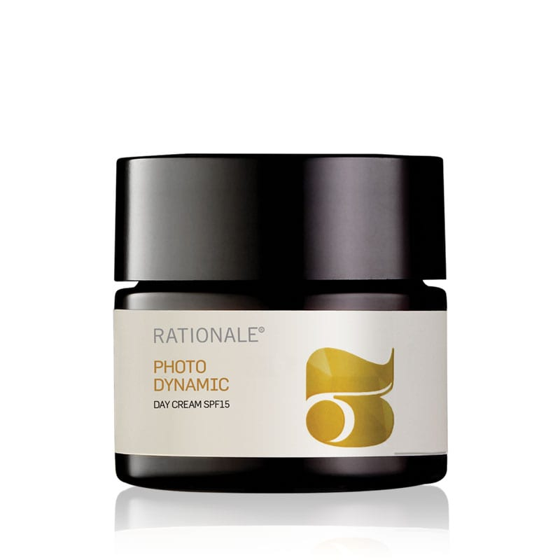 RATIONALE Photodynamic Light Activated Day Cream SPF15